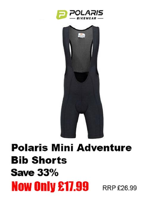 polaris bib shorts