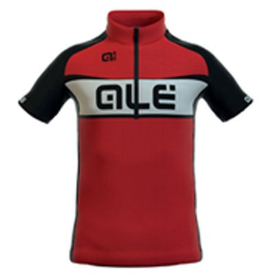 Ale Excel Corsa Jersey red