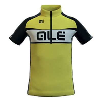 Ale Excel Corsa Jersey yellow