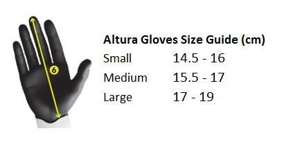 Altura Youth Airstream Mitts