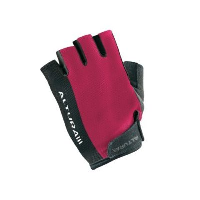 Red Altura sprint glove