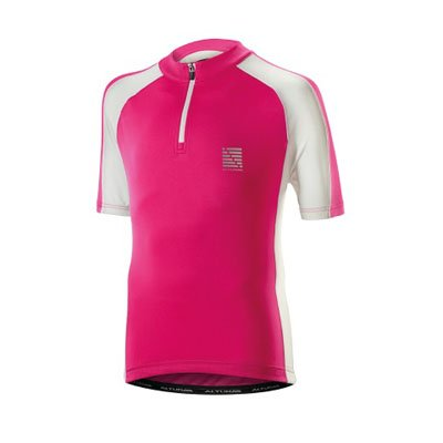 PINK ALTURA CHILDREN'S SPRINT SHORT SLEEVE JERSEY