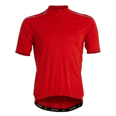 RED MINI ADVENTURE JERSEY