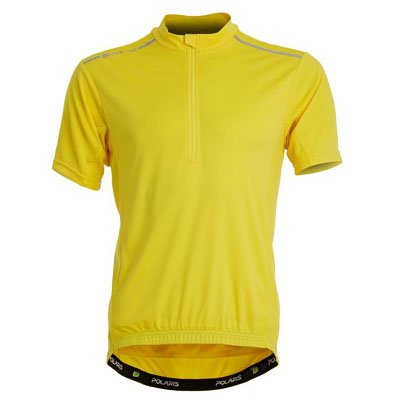 YELLOW MINI ADVENTURE JERSEY
