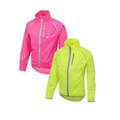 CHILDRENS STRATA PACK-AWAY WATERPROOF JACKET