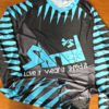 Shred XS Freeride Blue & Black Shark Cycling Jersey