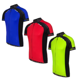 Funkier Force Kids Short Sleeved Cycling Jersey