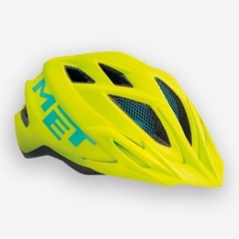Met Crackerjack Helmet Yellow