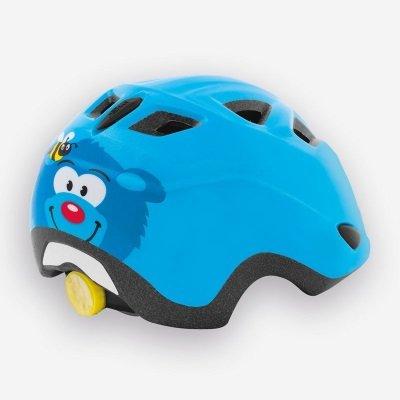 Met Elfo Helmet Blue Bear