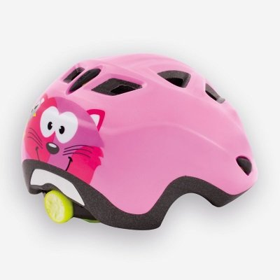 Met Genio Helmet Pink Cat