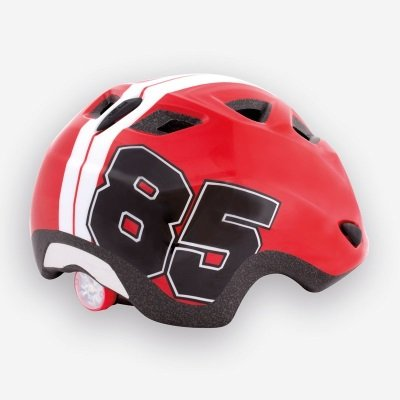 Met Genio Helmet Red 85