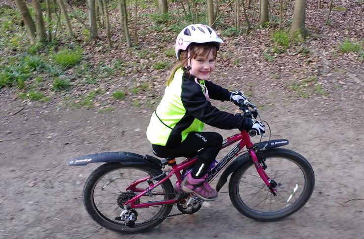 Taff trail training Lara Ebrey