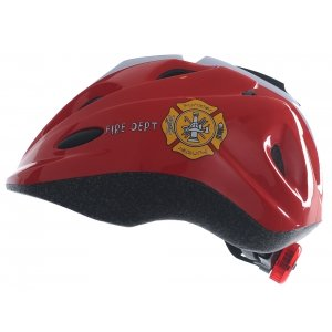 Funkier Talita Helmet Fire Dept Red