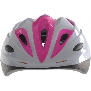 Funkier Talita Helmet White / Pink