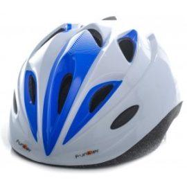 Funkier Talita Helmet Blue and White