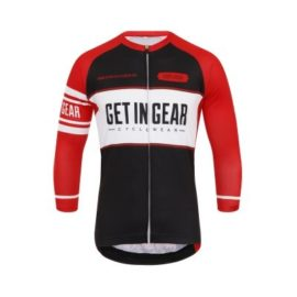 Get In Gear Spartan Kids Cycling Jersey