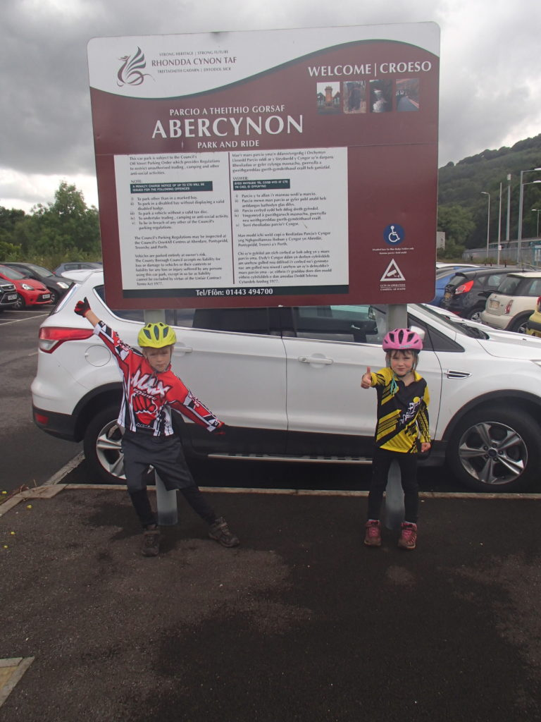 Abercynon The Taff Trail