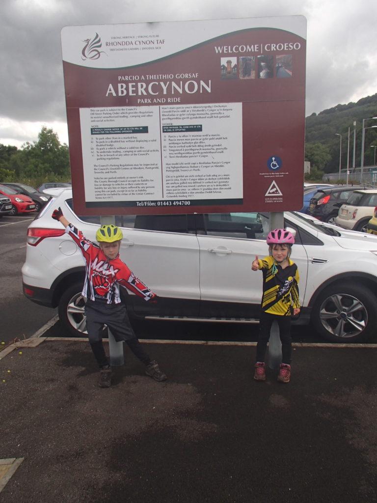 Abercynon The Taff Trail