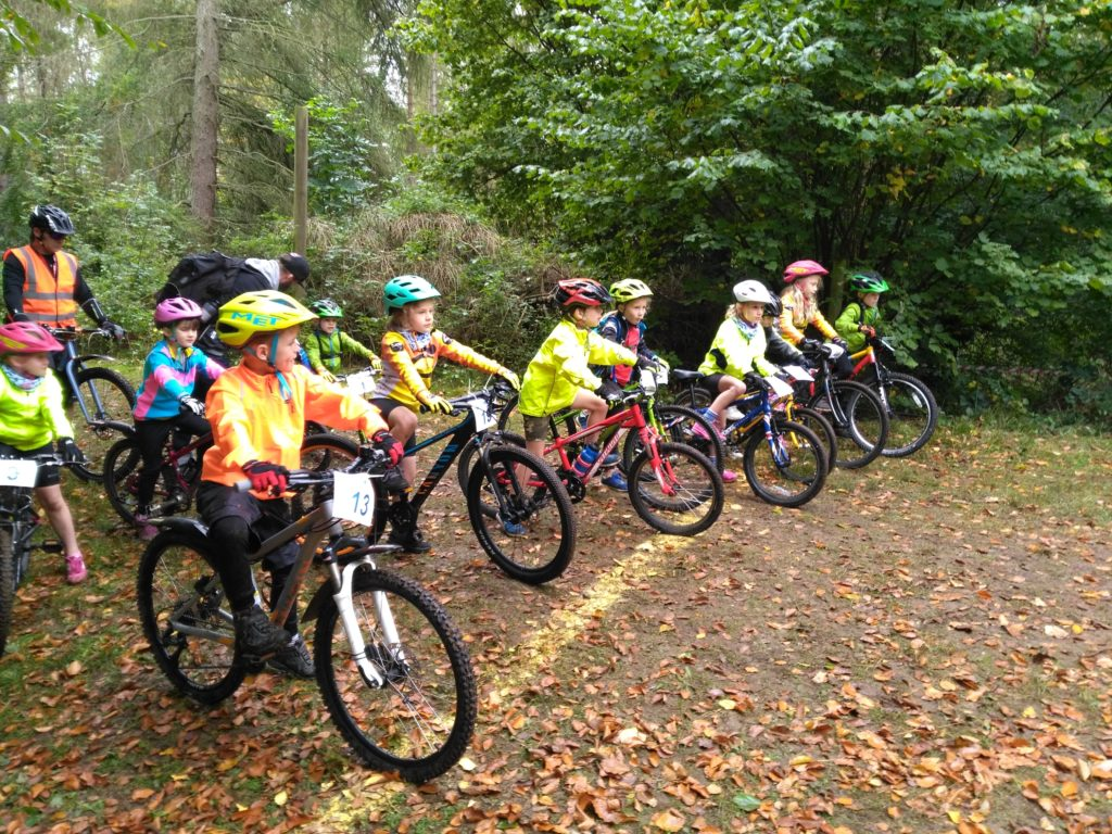 Summit Go Ride Fun Day race line up