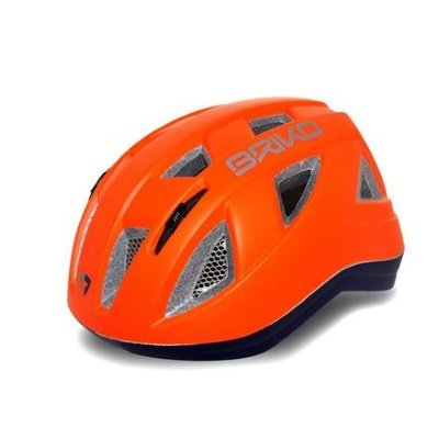 Briko Orange Paint Helmet
