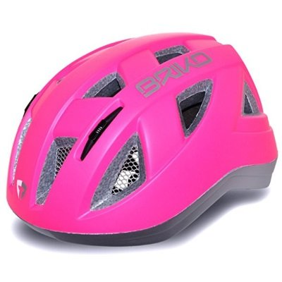 Briko Pink Paint Helmet