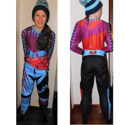 Shred XS Long Pants