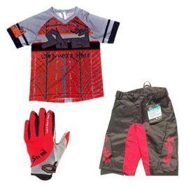 Shred XS Enduro Funky Bundle
