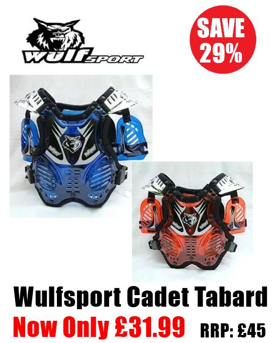 Wulfsport Cadet Tabard