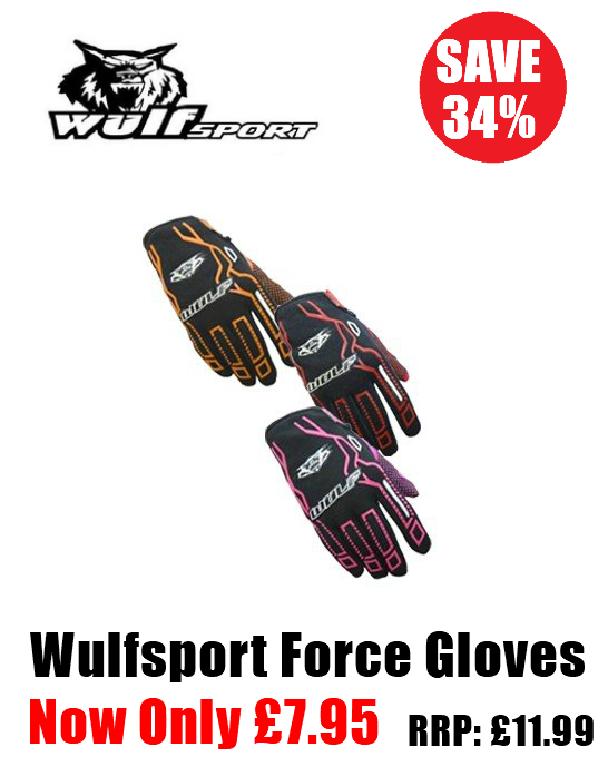 Wulfsport Force Gloves
