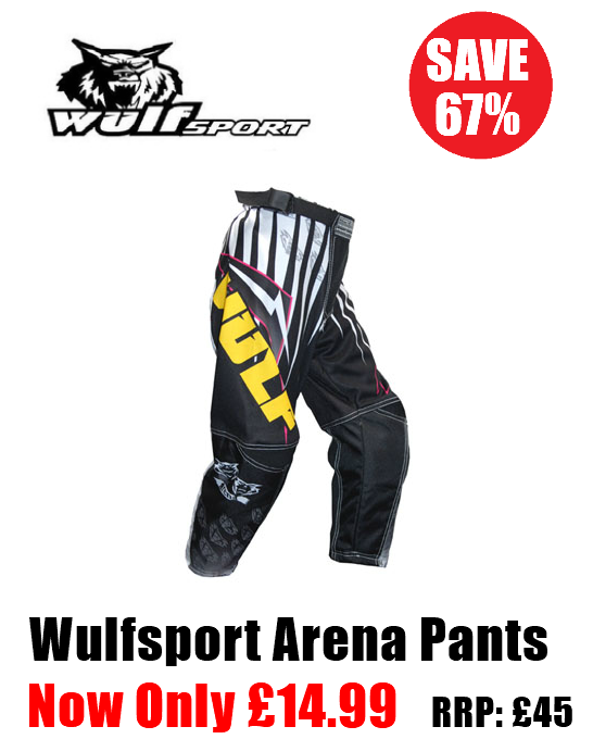Wulfsport Race Pants