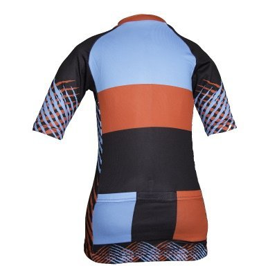 Shred XS XC Cyclocross Childrens Cycling Jersey Back