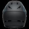 Bell Sanction Full Face MTB Helmet - Matt Black - Rear