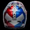 Bell Sanction Full Face MTB Helmet - Nitro Circus - Rear