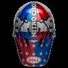 Bell Sanction Full Face MTB Helmet - Nitro Circus - Top