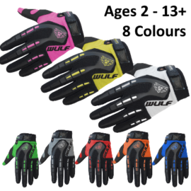 Wulfsport Attack Kids Cycling Glove