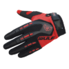 Wulfsport Attack Kids Cycling Glove Red