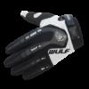 Wulfsport Attack Kids Cycling Glove White