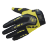 Wulfsport Attack Kids Cycling Glove Yellow
