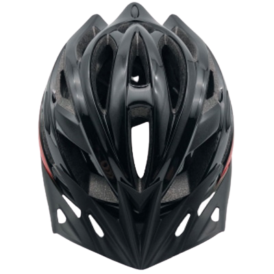 Funkier F-135 Leisure Helmet Black & Red
