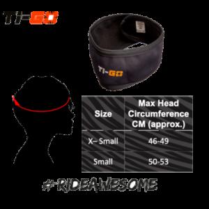 Tigo Thermal Head Band Size Guide