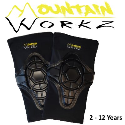 Mountain Workz Kids Cycling Knee Pad