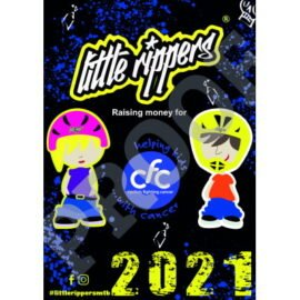 LITTLE RIPPERS CHARITY CALENDAR 2021