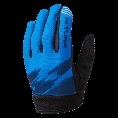 Altura Kids Spark Cycling Gloves Blue