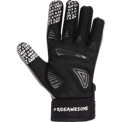 Ti=Go Kids #RideAwesome Pro Cycling Glove Palm
