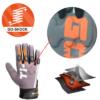 Ti=Go Kids #RideAwesome Pro Cycling Glove Tech Info