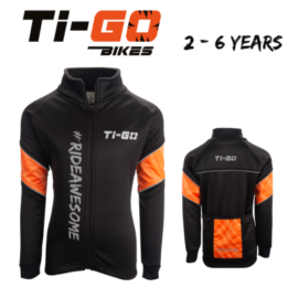 Ti-Go Kids Totes Warm Cycling Jacket