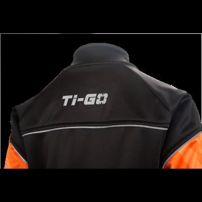 Ti-Go Kids Totes Warm Cycling Jacket Shoulder