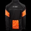 Ti-Go Kids Totes Warm Cycling Jacket Rear