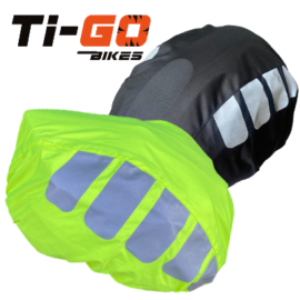Ti-Go Waterproof Kids Cycling Helmet Cover