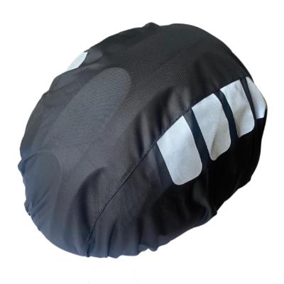 Ti-Go Waterproof Kids Cycling Helmet Cover Black